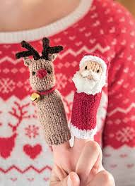 Tiny Christmas Toys to Knit