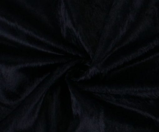 Steiff Schulte Viscose fabric - Black