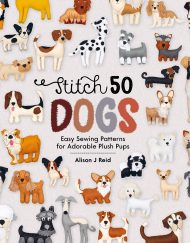 Stitch 50 Dogs by Alison J Reid