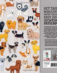 Stitch 50 Dogs by Alison J Reid Back Cover