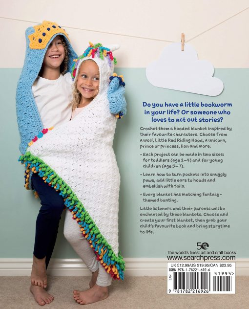 Fairytale Blankets to Crochet Back