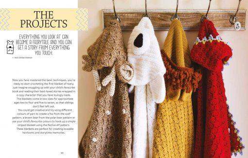 Fairytale Blankets to crochet