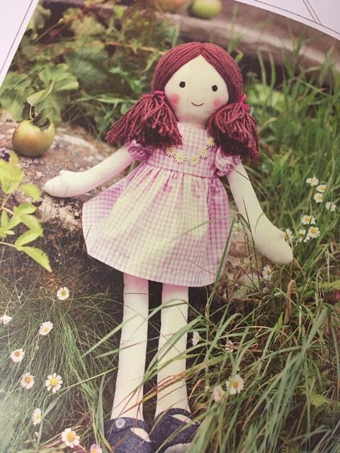 Belle & boo doll