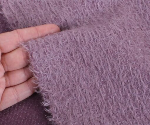 Helmbold Mohair 12mm Sparse - Lilac