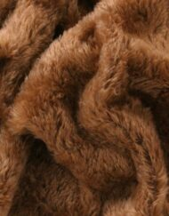 Helmbold 20mm Swirl Mohair Caramel on Brown
