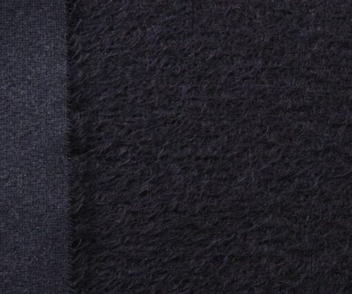 Helmbold Mohair 12mm Sparse Wavy - Black