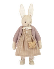 Miadolla Charlotte the Bunny & bag sewing kit