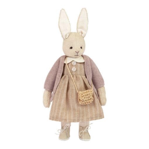 Miadolla Charlotte the Bunny & bag sewing kit