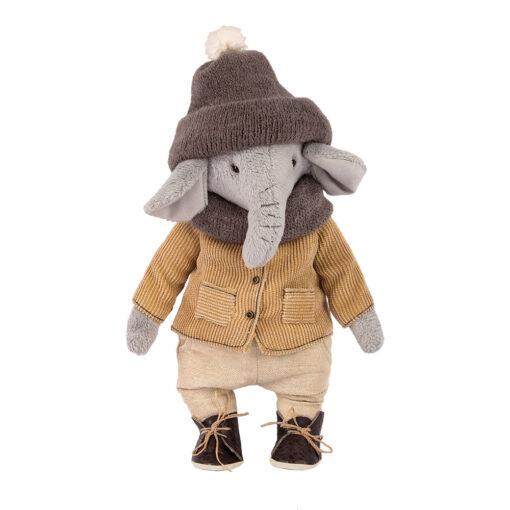 Shaun the Elephant sewing kit Miadolla