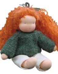 De Witte Engel Lisette doll kit
