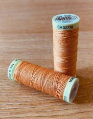 Gutermann Top Stitch 300 Gold