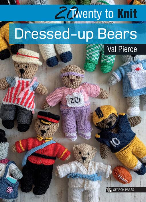 Twenty to Knit - Dressed up bears