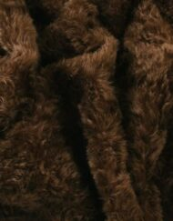 Helmbold Mohair 20mm Whirl - Chocolate Truffle