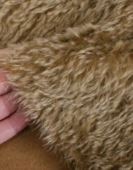 Helmbold Mohair 20mm Whirl - Gold Wheat