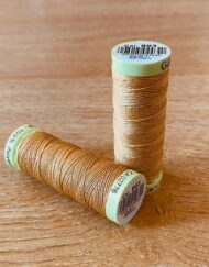 Gutermann Top Stitch 893 Gold Beige