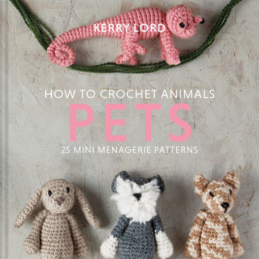 How to crochet animals - pets by kerry lord