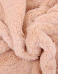10mm Faux Fur Apricot Beige 310-005b