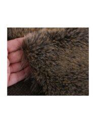 30mm Steiff Schulte Faux Fur Wild Bear