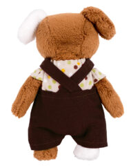 Brown the Puppy Toy Kit Miadolla