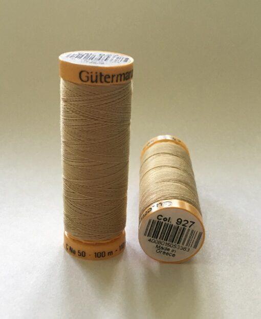 Gutermann Cotton Sewing Thread 927